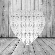Пазл магнитный Сердце