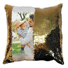 Подушка  «Пайетки»
