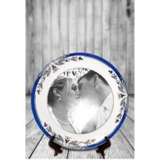 Тарелка керамическая № 8-4